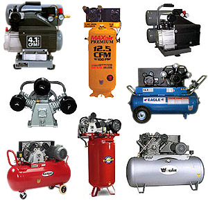Type of air compressor